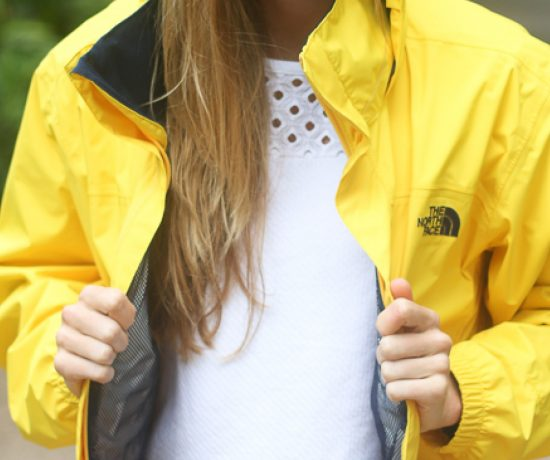 Hurricane Matthew and The North Face Jacket
