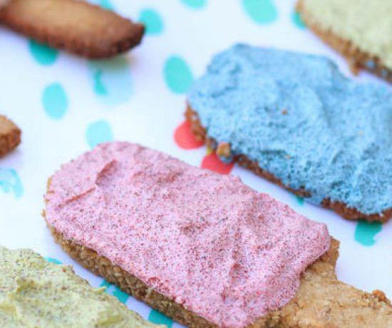 Paleo Popsicle Sugar Cookies