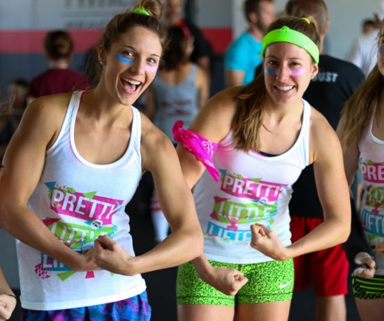 Part 2: Trinity Fitness Beachside Team Challenge