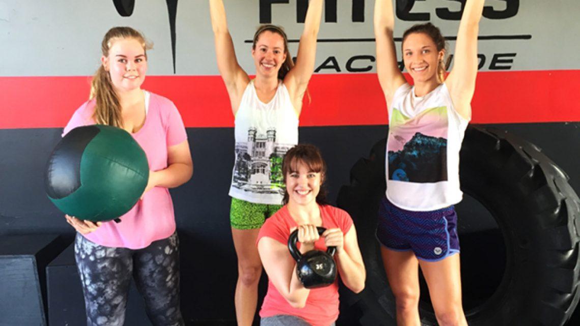 Trinity Fitness Team Challenge