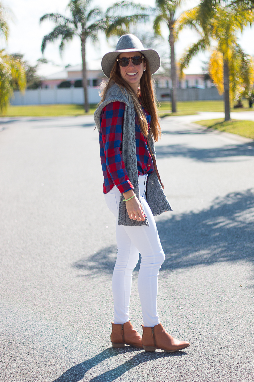 White Jeans and Plaid-11