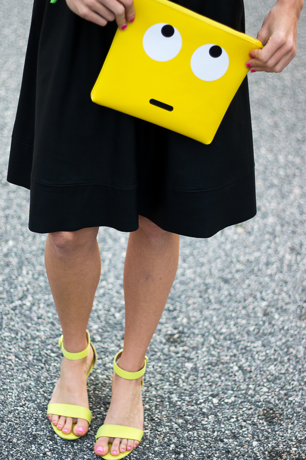 Yellow Emoji Bag-10