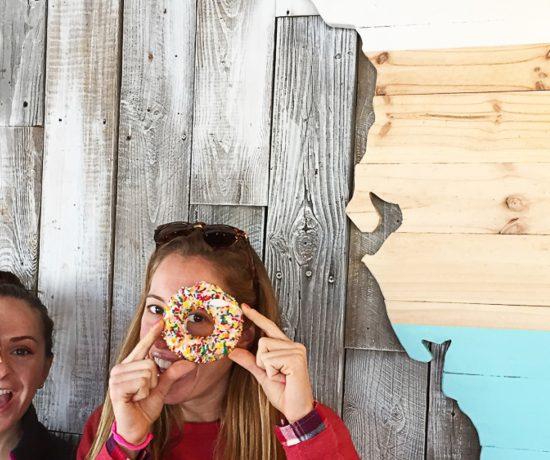 My Weekend: Donuts + Movie Date Night