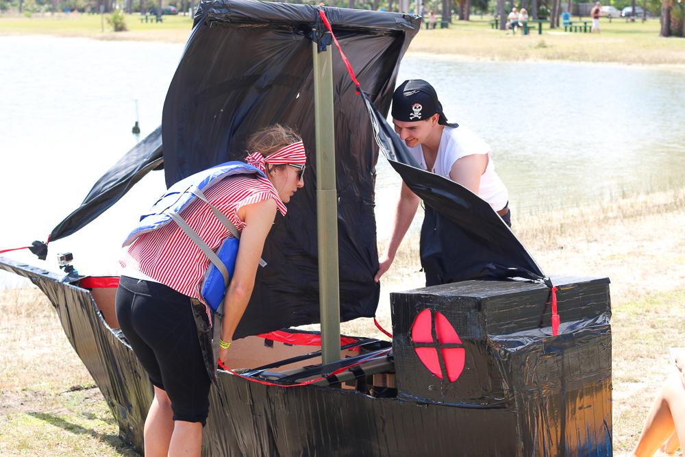 Cardboard_Boat_Race