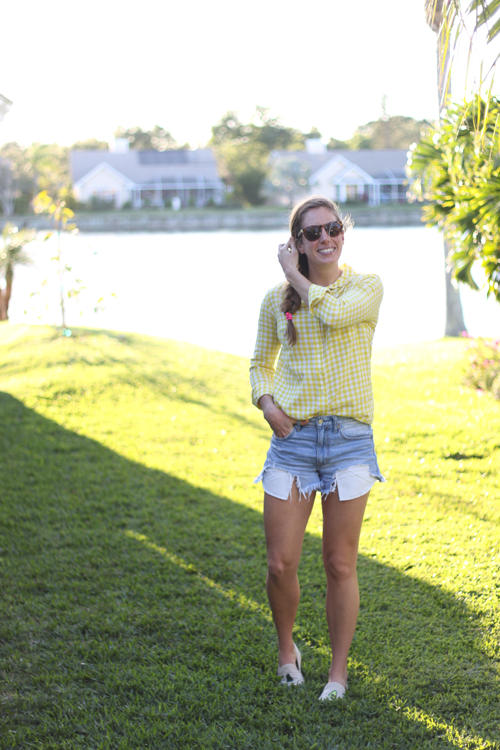 Yellow_Gingham_Button_Down-1