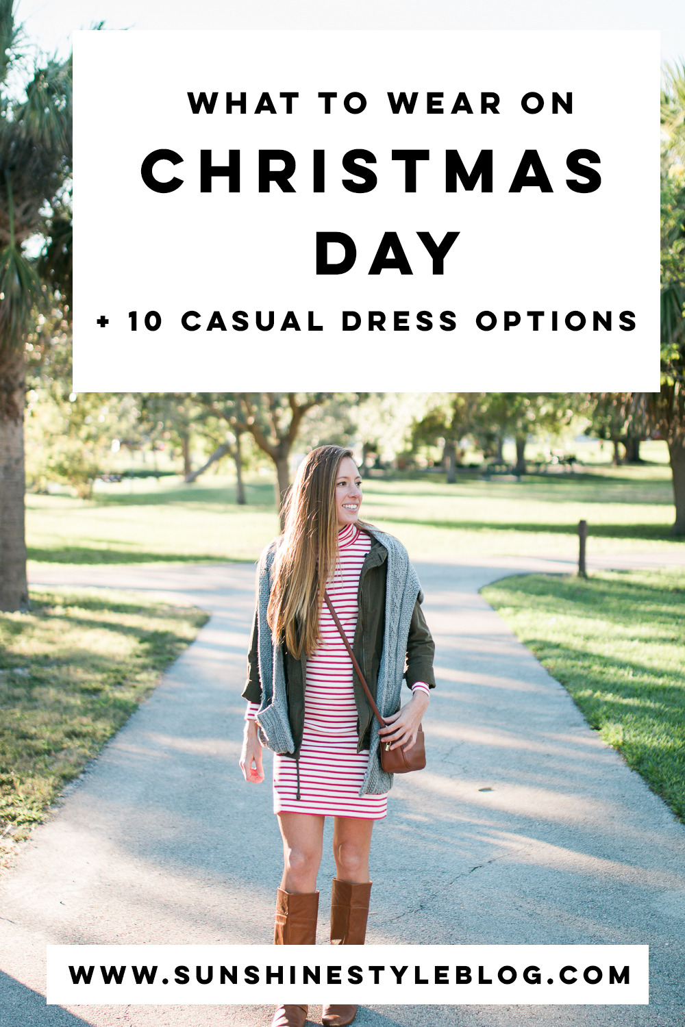 10 Casual Dress Options to Wear on Christmas Day