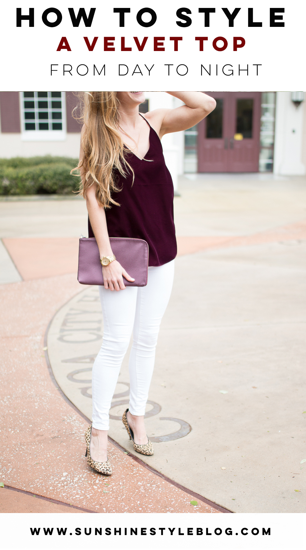 Two Ways to Style a Velvet Top from Day to Night (Shop over 50 Velvet Pieces)