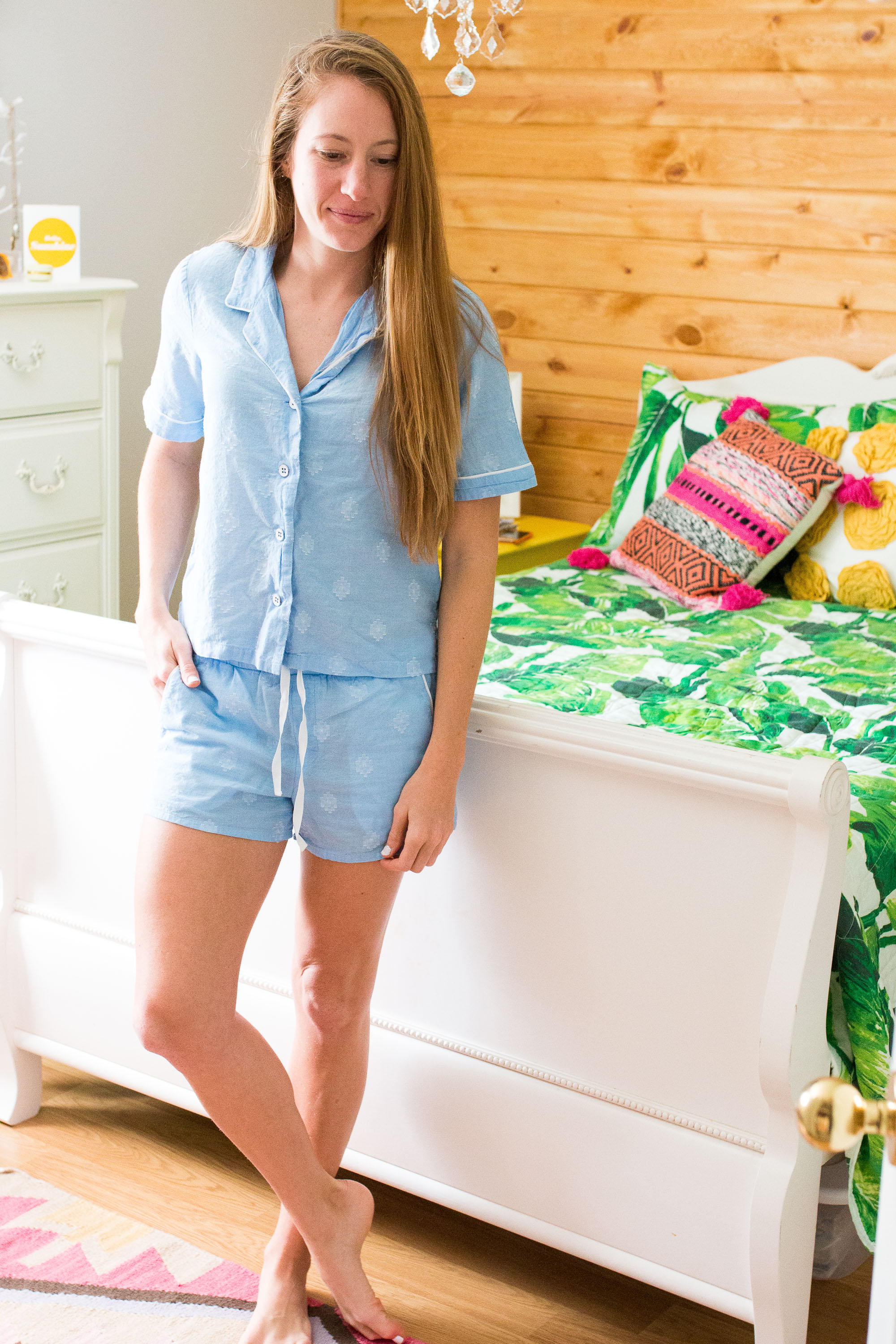 Cute and Cozy Matching Pajama Sets for Valentines Day Under $100