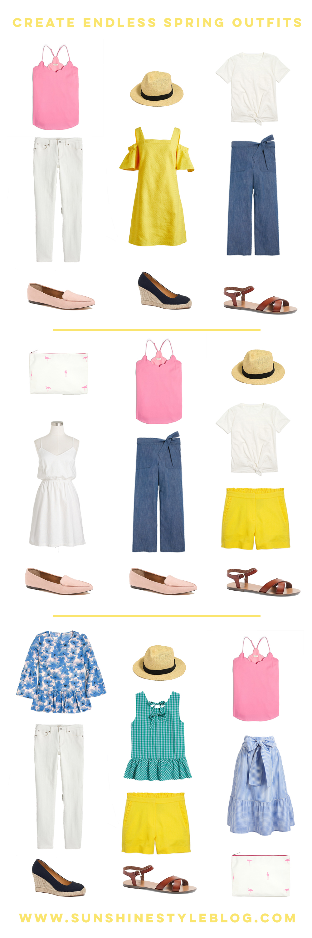 J.Crew Factory New Spring Arrivals
