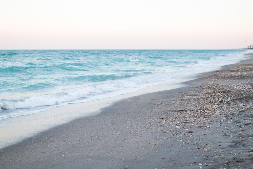 East Coast Florida Beach