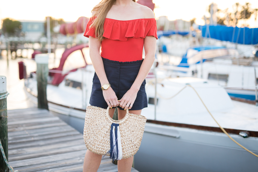 Straw Bags for Spring and Summer Under $100 - Sunshine Style