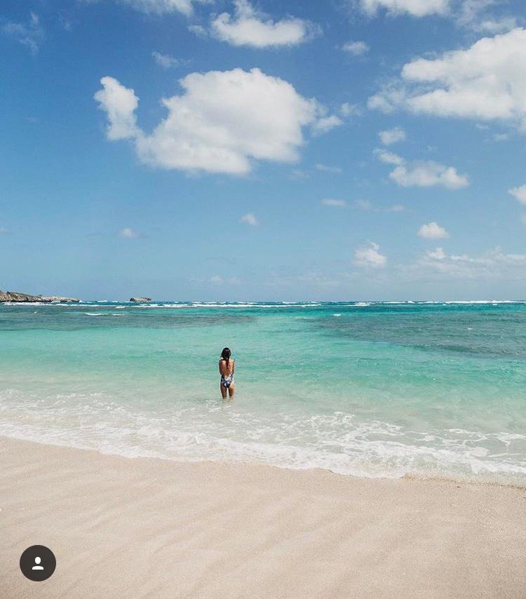Oahu Hawaii Bikini Beach View