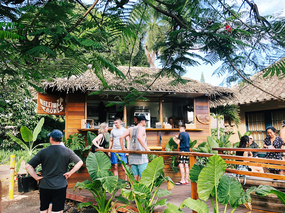 The Ultimate Oahu Travel Guide for the Adventurer - Haleiwa Bowls North Shore Oahu