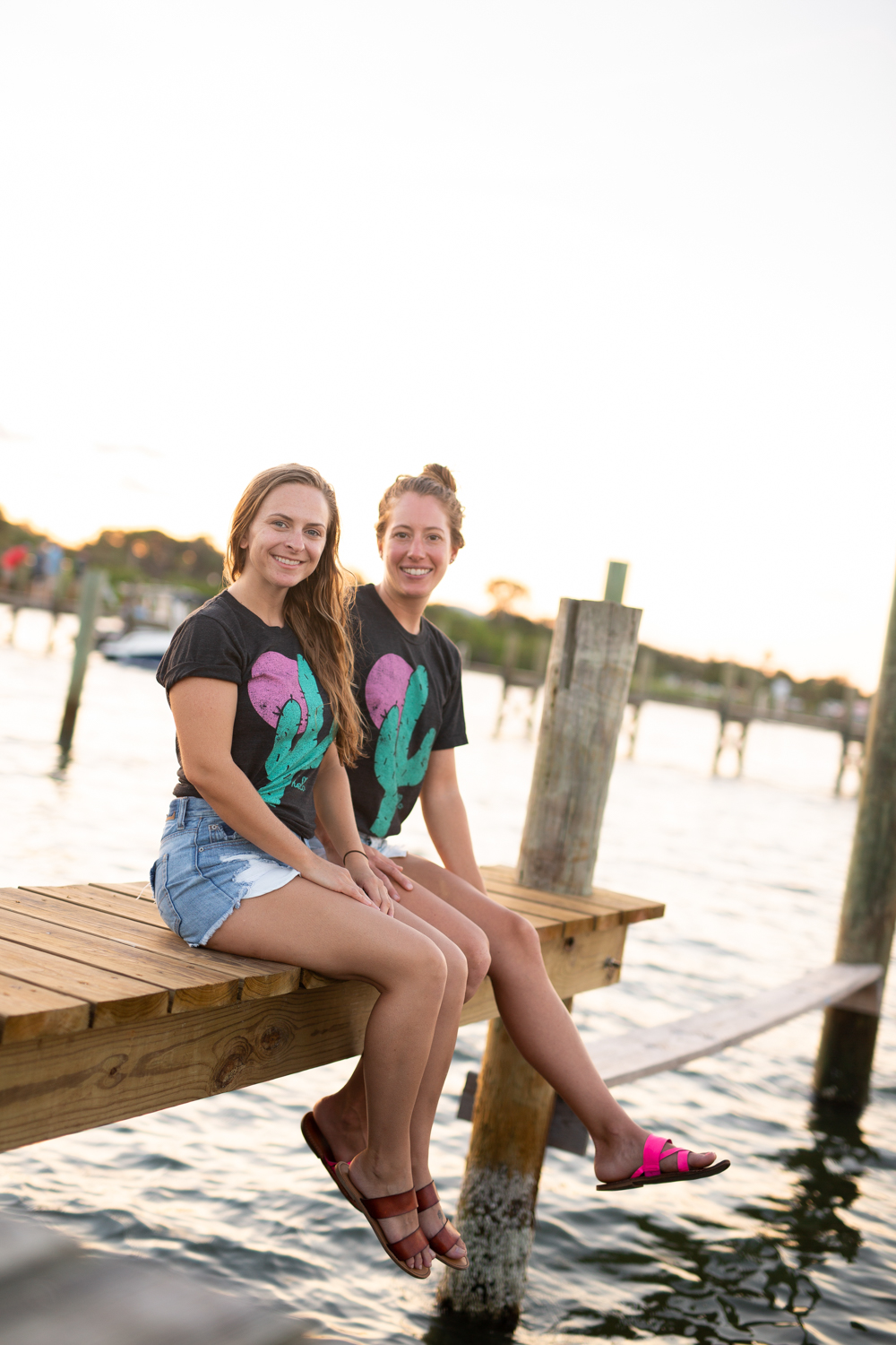 Fun in the Sun with Hello Apparel | Hello Apparel Cactus T-Shirt | Coastal Living | Best Friends - Sunshine Style