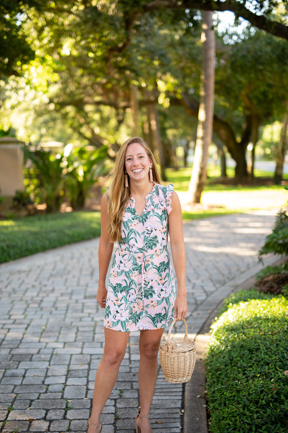 Floral Dresses to Wear to a Wedding | Sunshine Style