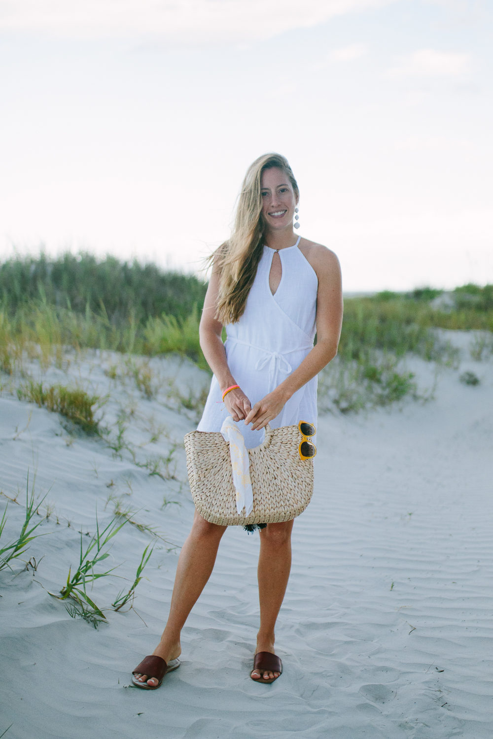 10 Little White Sundresses for Summer | Sunshine Style