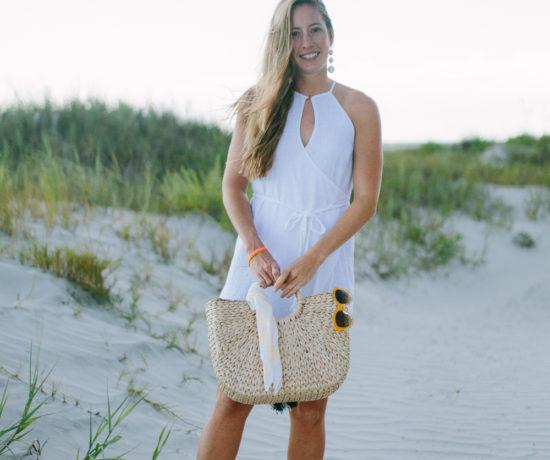 10 Little White Sundresses for Summer | Sunshine Style