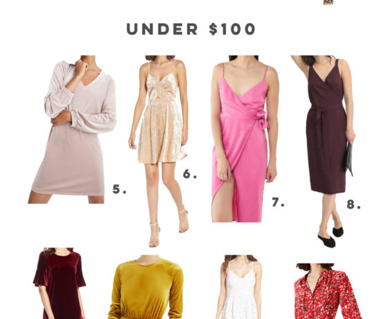 16 Holiday Party Dresses for A Girl on a Budget | Under $50, $100 and $150 | Christmas Dresses | Holiday Party Outfit | Christmas Outfit Idea | Holiday Dress Ideas | Christmas Party Outfit Fancy | Christmas Party Attire - More on www.sunshinestyleblog.com