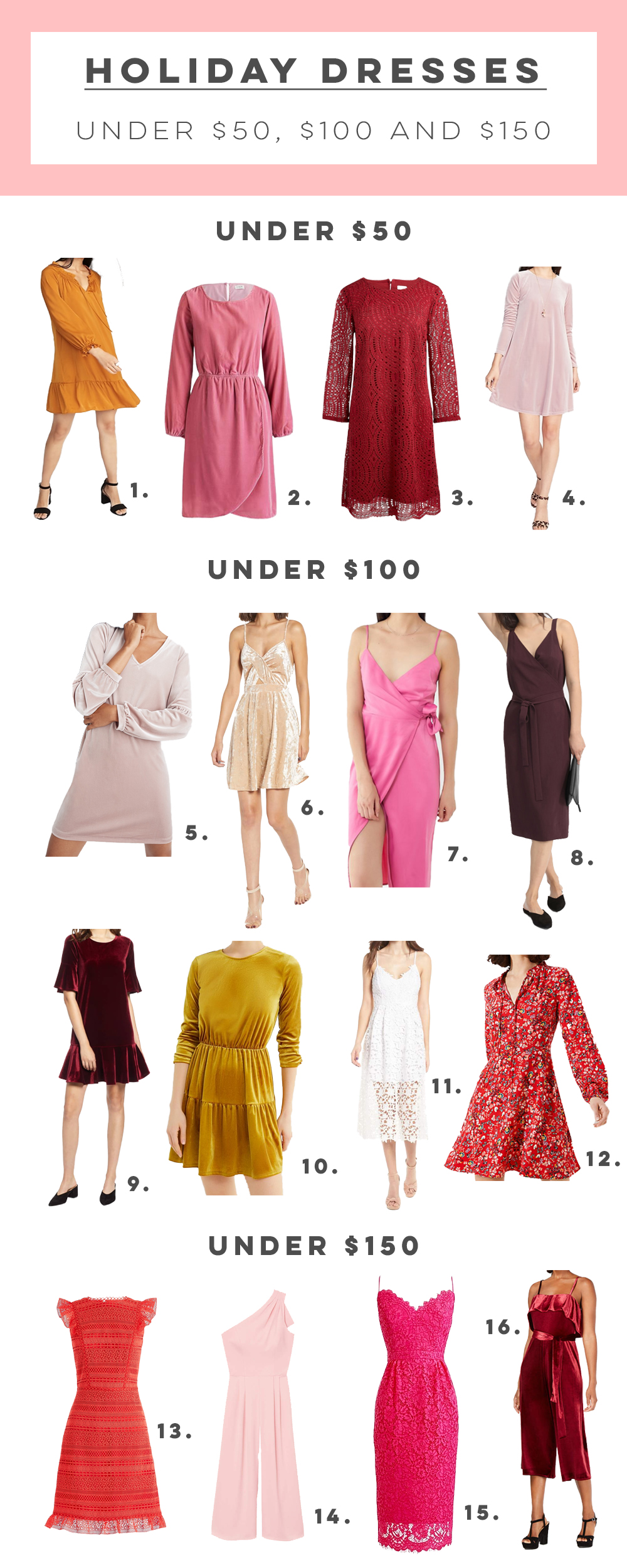 Girl Holiday Dresses 2018
