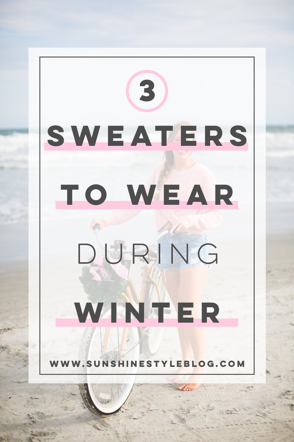 Sweaters to Wear During Winter | Sweaters to Wear During the Holidays | Winter Outfit Idea | Winter Sweather Outfit - More on www.sunshinestyleblog.com