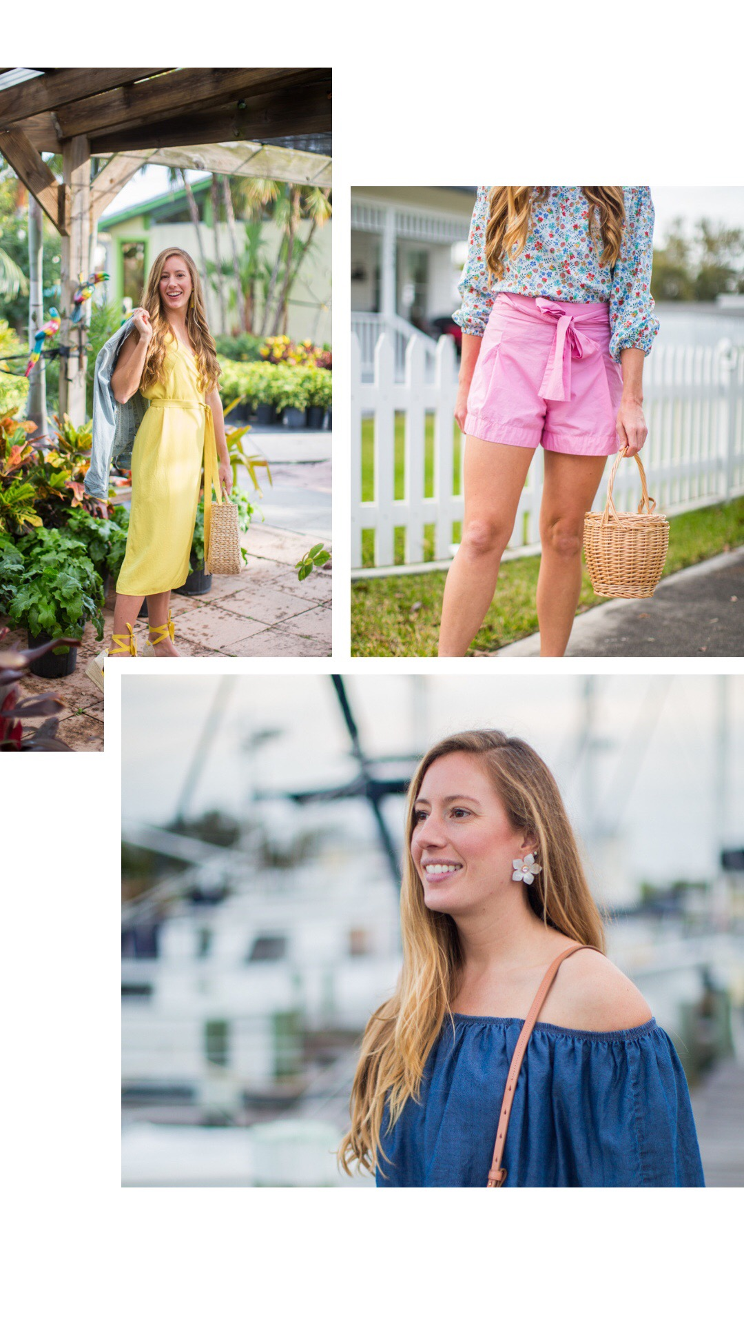Katie McCarty Featured on Carly the Prepster 1 Girl, 5 Outfits - Sunshine Style, Florida Fashion and Lifestyle Blog