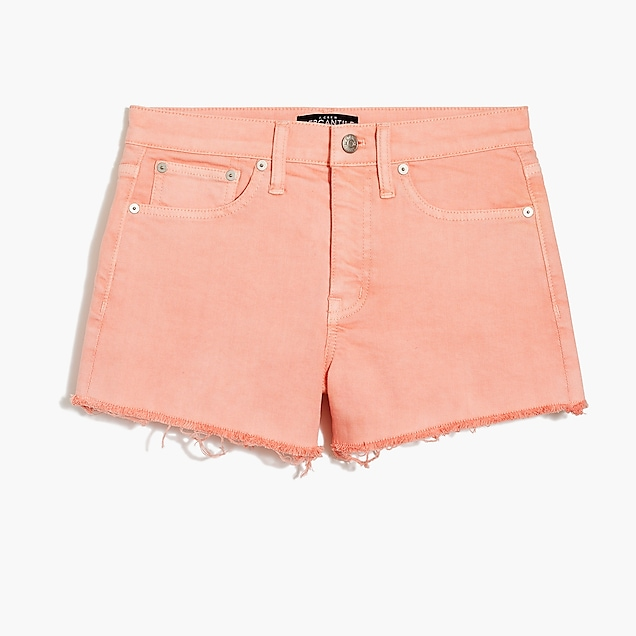 J.Crew Factory 24 Hour Flash Sale / Pink Cut Off Shorts