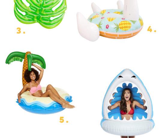 Amazon Pool Floats Under $50