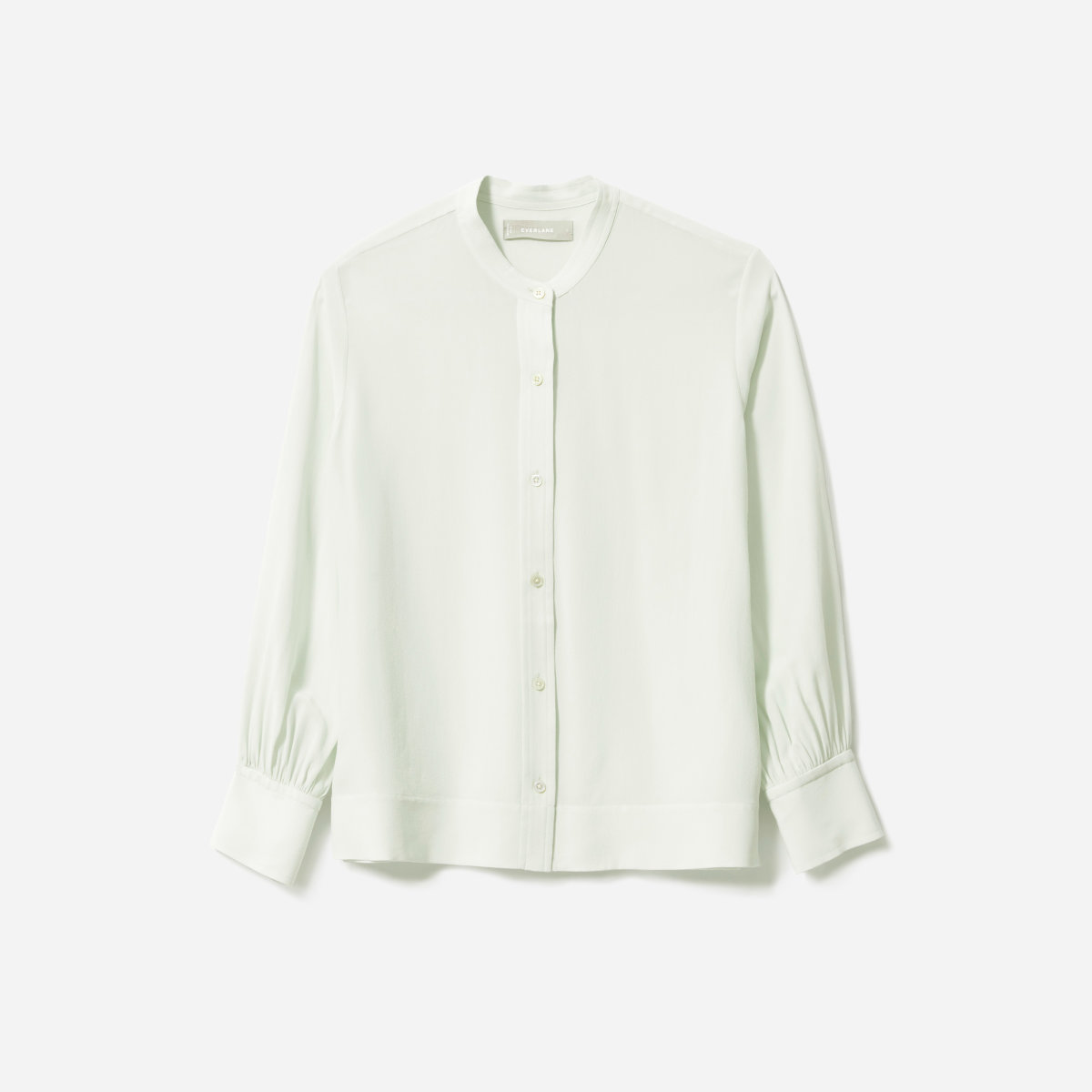 Everlane Choose What You Pay / Silk Shirt - Sunshine Style, A Florida Based Fashion Blog
