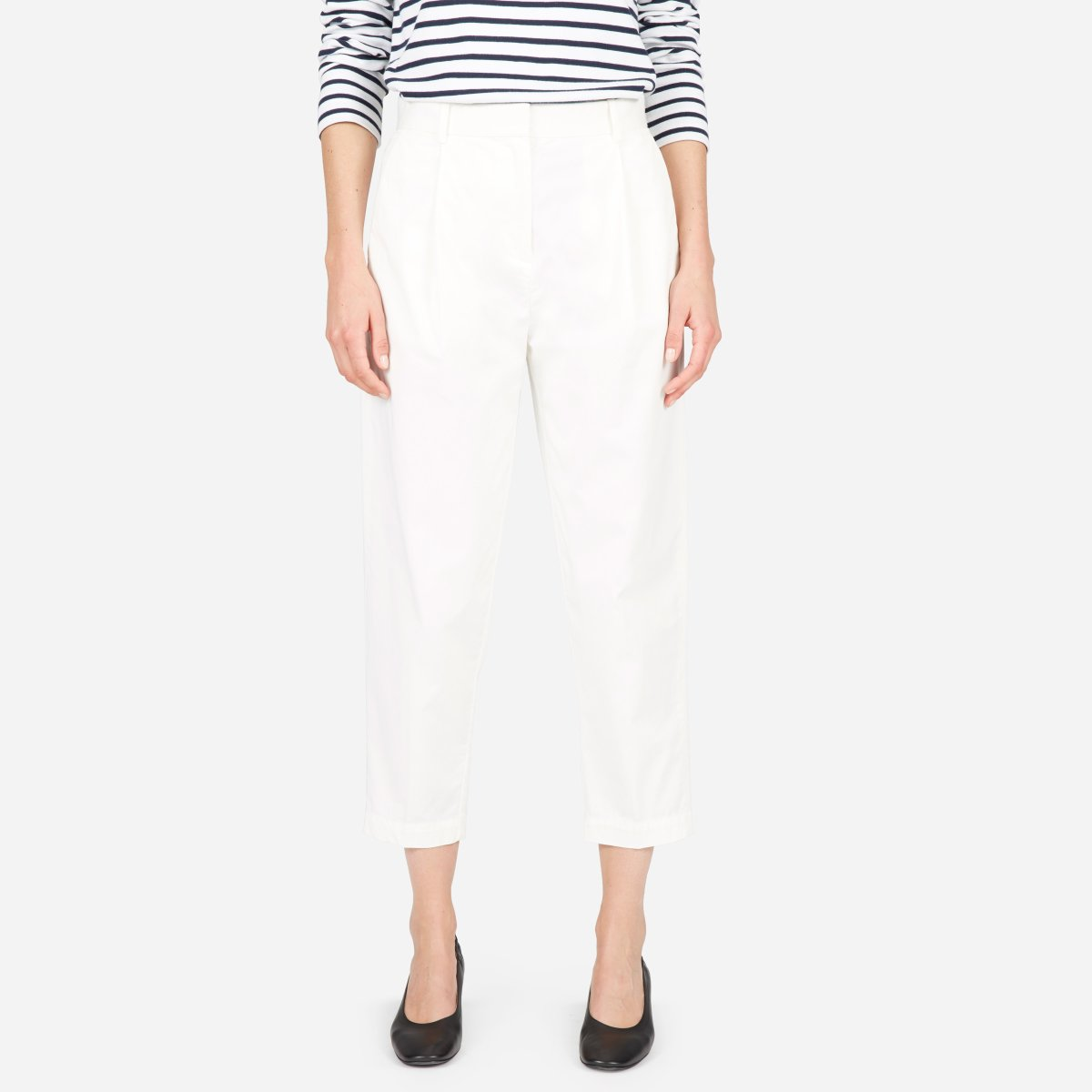 Everlane Choose What You Pay / Slouchy Chino Pant - Sunshine Style, A Florida Based Fashion Blog