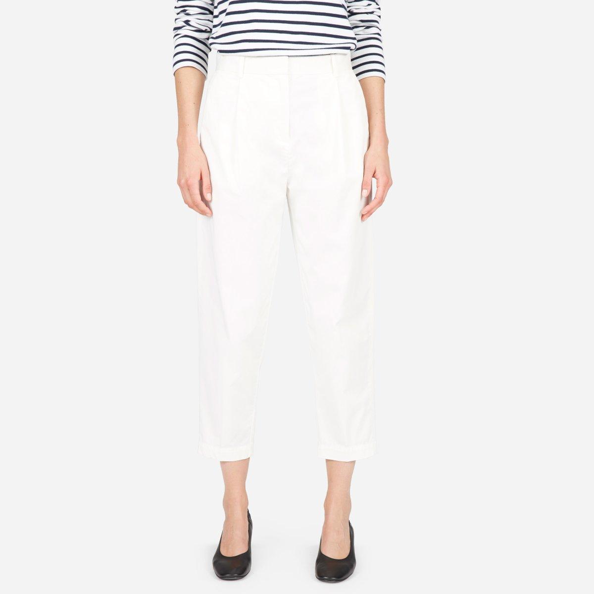 Everlane Choose What You Pay / Slouchy Chino Pant - Sunshine Style, A Florida Based Fashion Blog
