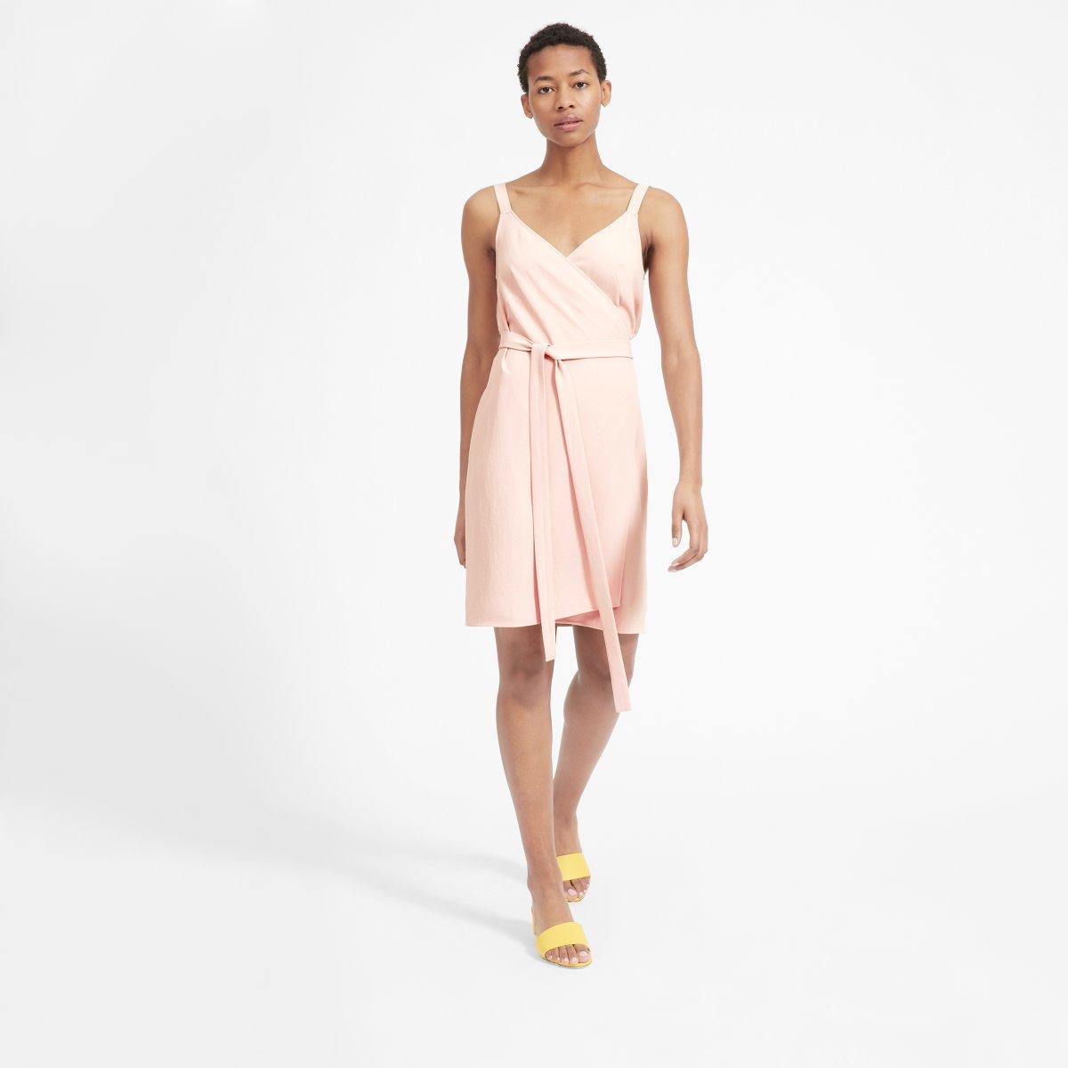 Everlane Choose What You Pay / Rose Wrap Dress - Sunshine Style, A Florida Based Fashion Blog