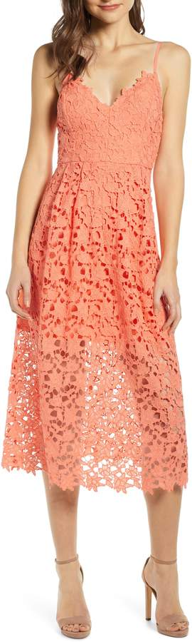 Nordstrom Anniversary Sale, Lace Wedding Guest Dress - Sunshine Style, A Florida Fashion Blog
