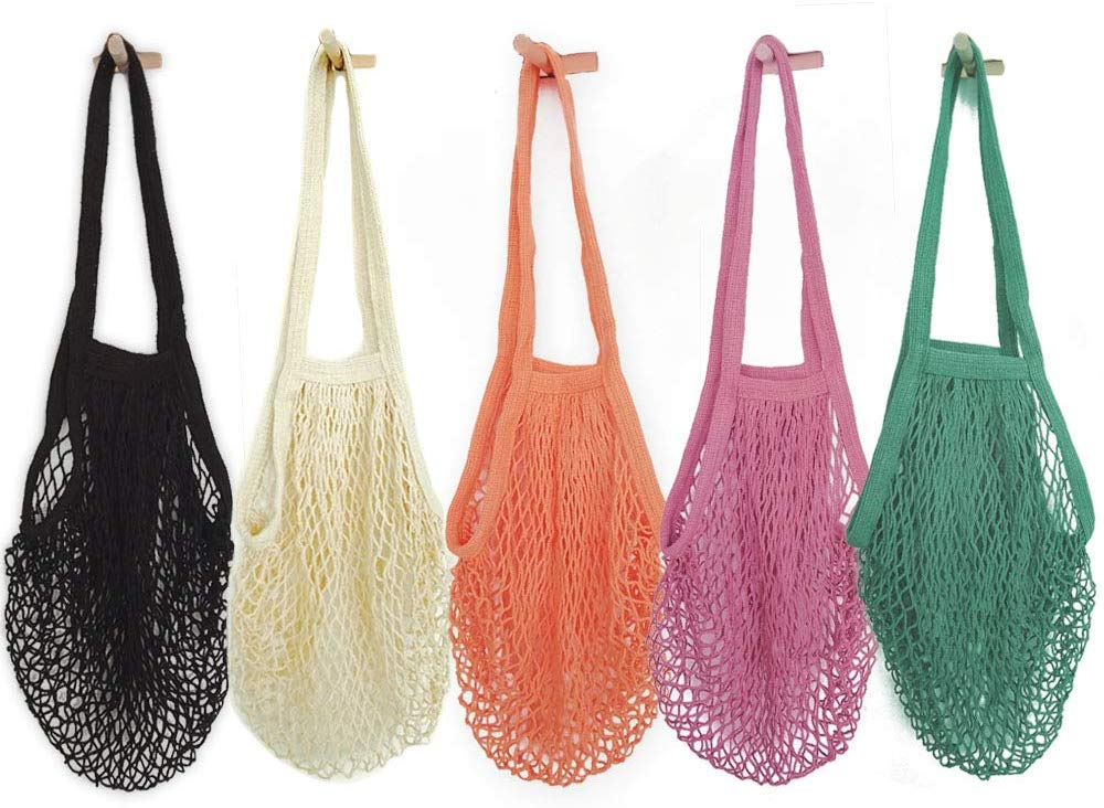 Eco Friendly Mesh Bag - Sunshine Style, A Florida Fashion Blog