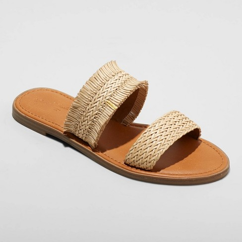 Target Woven Sandal - Sunshine Style, A Florida Fashion Blog