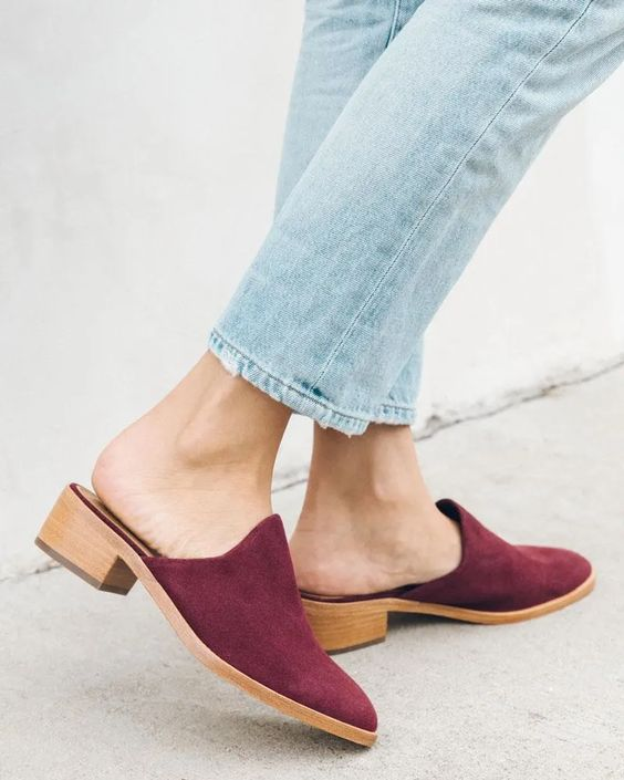 Soludos Suede Mules / Fall Trends- Sunshine Style, A Florida Based Fashion Blog