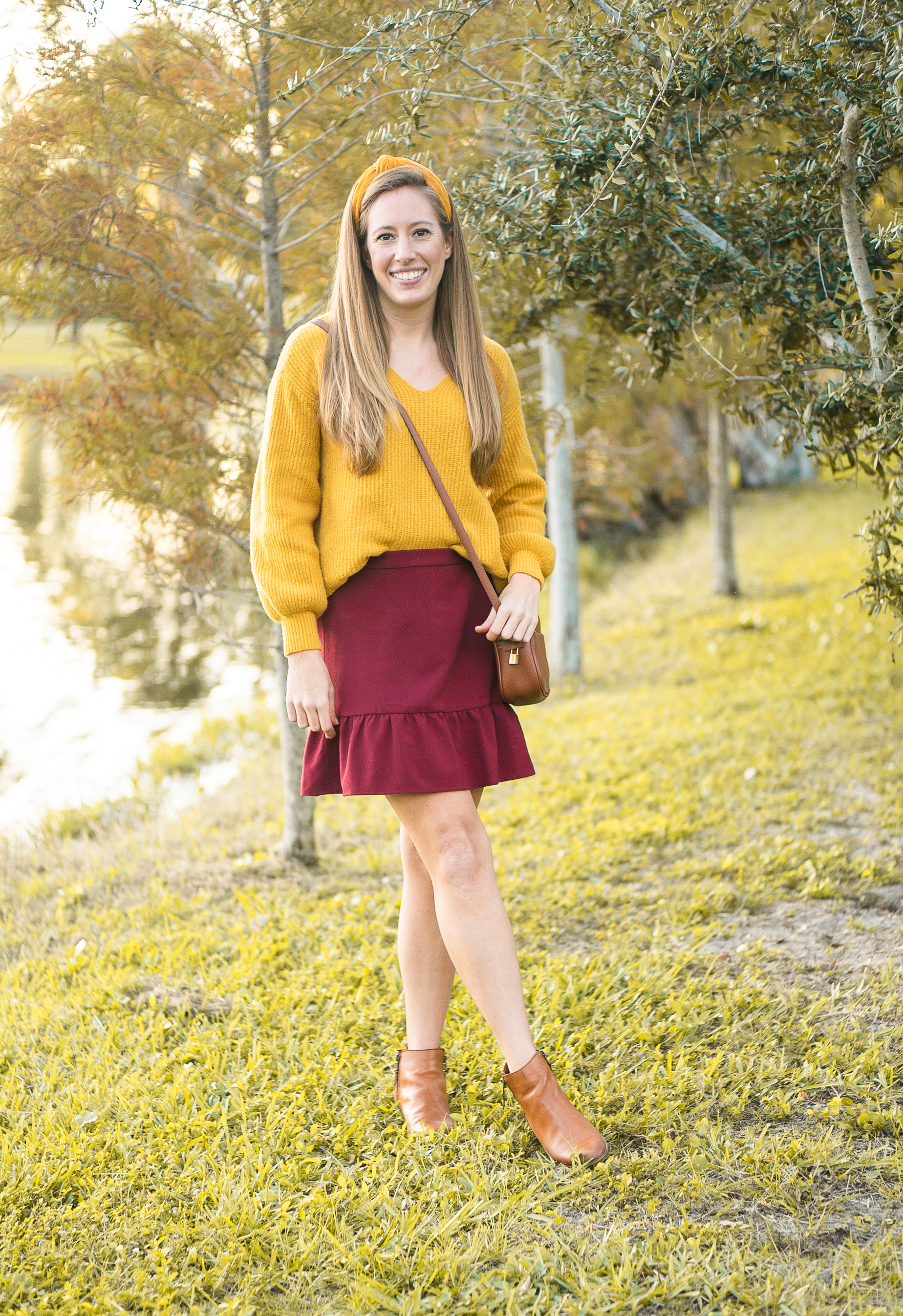 What to Wear on Thanksgiving + My 5 Black Friday Shopping Strategy Tips - Sunshine Style / Oversized Sweater / Thanksgiving Outfit Inspiration