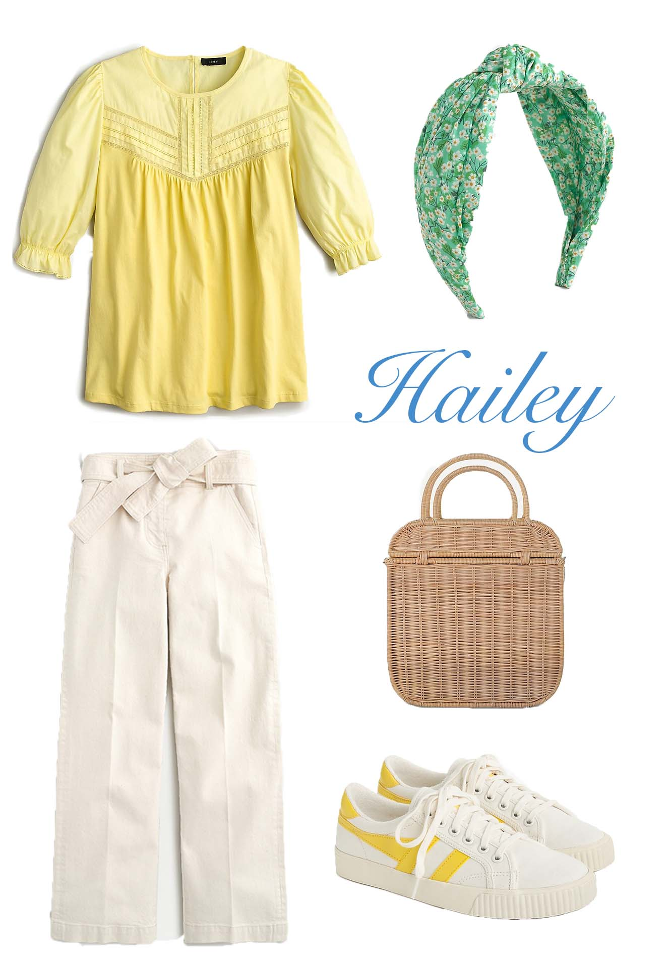 3 Classic Spring Blogger Outfits / Classic Spring Outfit