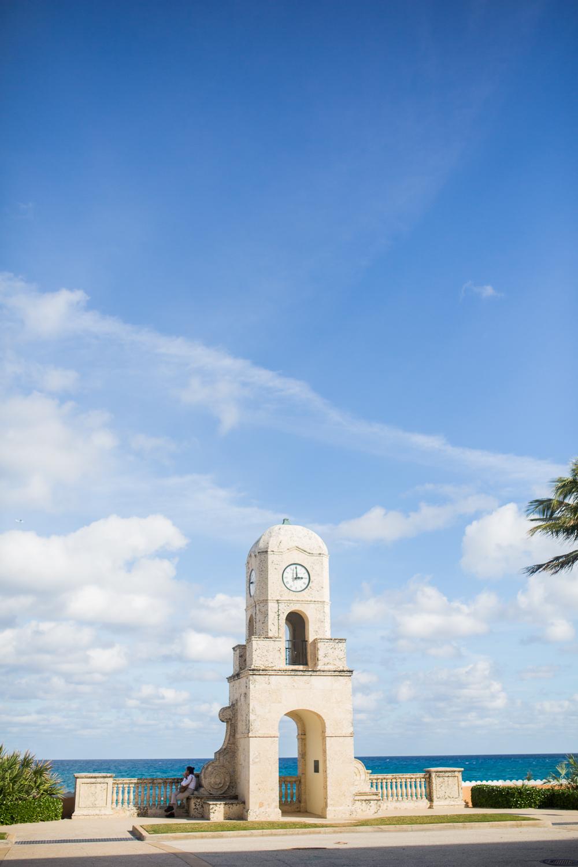 Palm Beach, Florida Snapshots / Worth Avenue Palm Beach / Worth Avenue Clock Tower / Royal Poinciana Plaza Palm Beach / South Florida Beach / Palm Beach Vacation Spot - Sunshine Style, Florida Fashion Blog by Katie McCarty