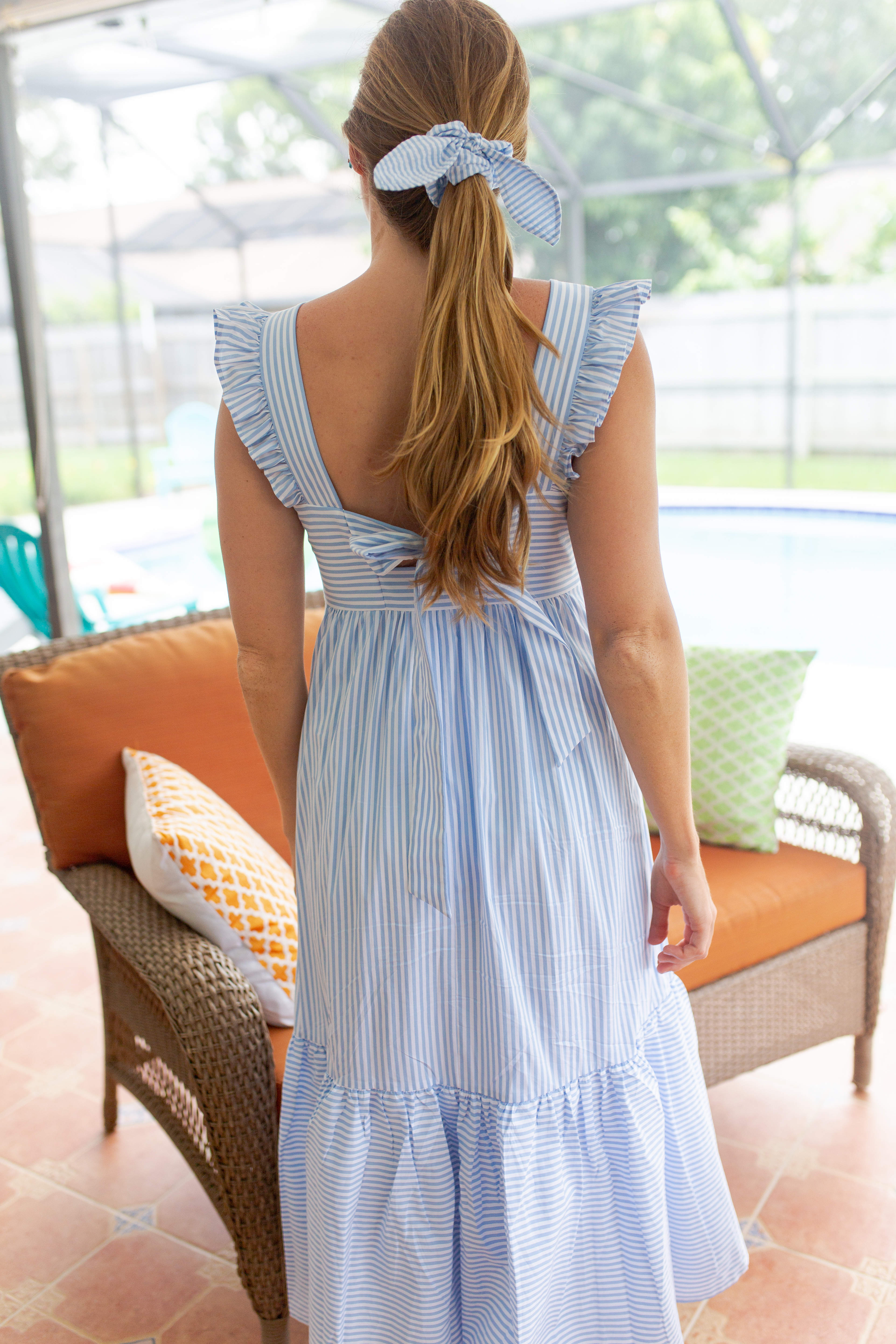 Gal Meets Glam Review / What to Wear in The Summer / How to Style a Maxi Dress / How to Wear a Maxi Dress / How to Dress Cute in Warm Weather / Warm-Weather Outfit Inspiration / Summer Outfit Inspiration - Sunshine Style, A Florida based Fashion and Lifestyle Blog by Katie McCarty