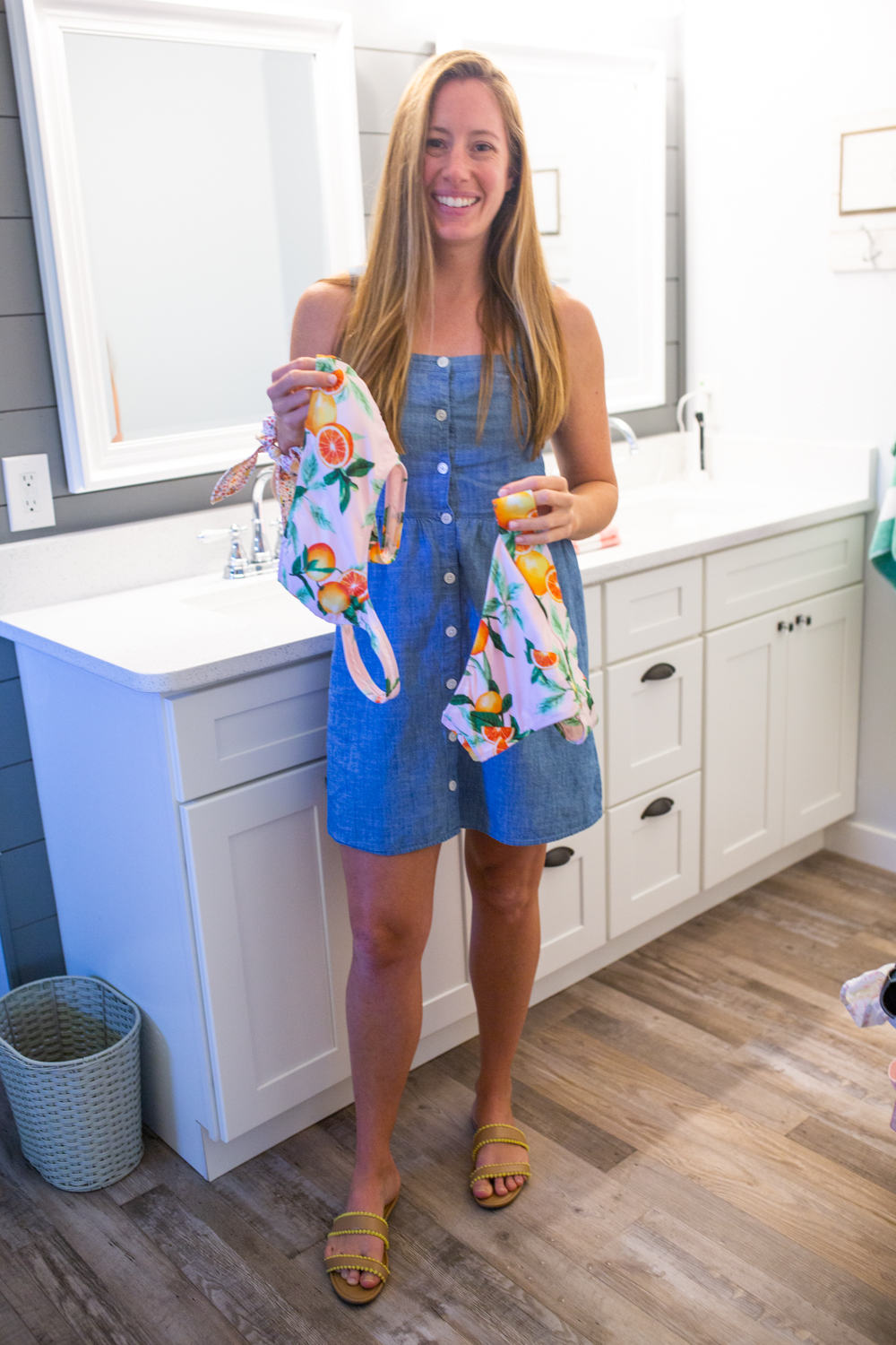 How to Wash and Care for Your Swimsuits / How to Wash a Swimsuit / How to Care for a Swimsuit / How to Make Swimwear Last Longer - Sunshine Style, A Florida Fashion and LIfestyle Blog