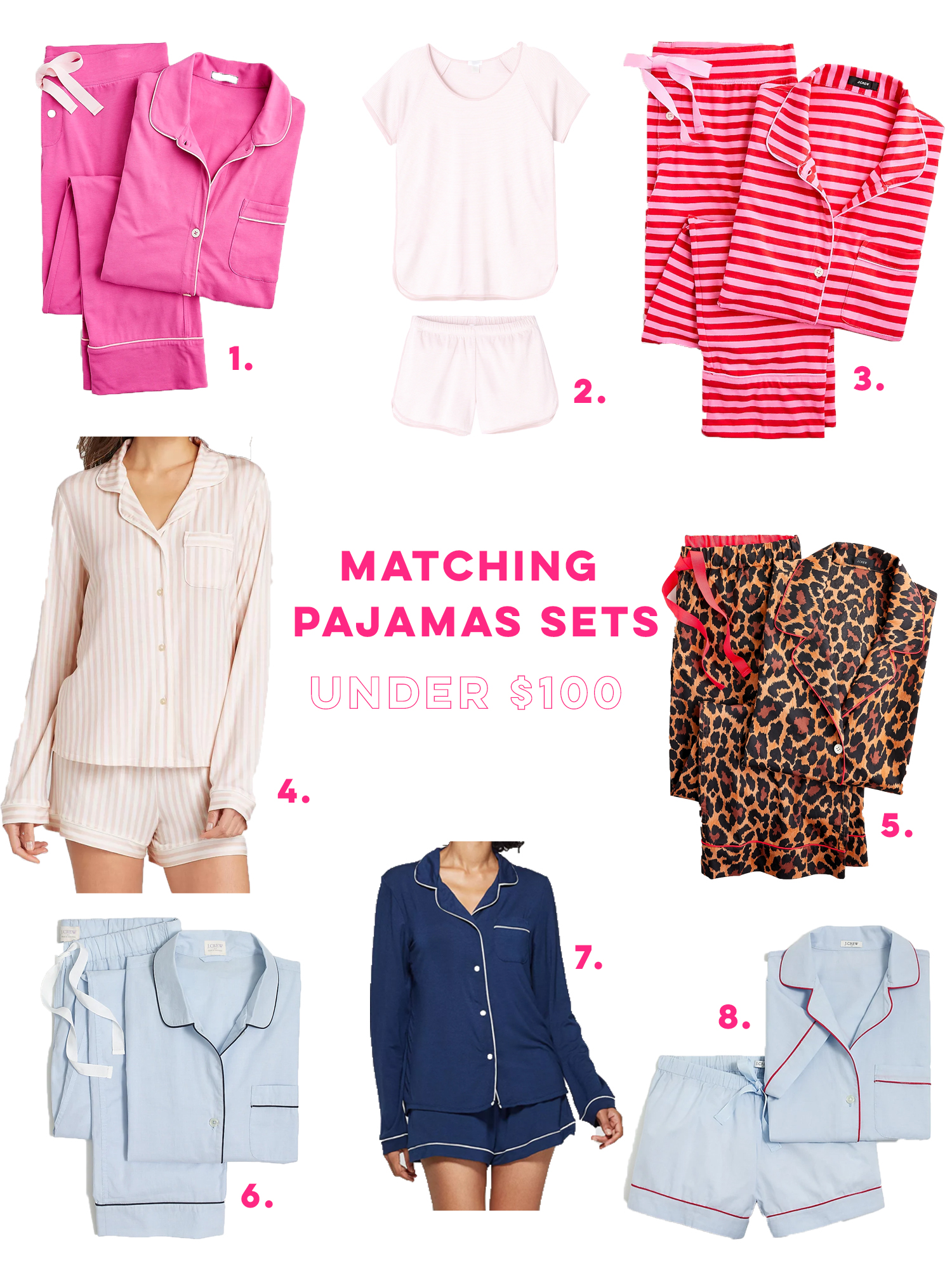 Cozy Matching Pajama Sets / J.Crew Factory Pajama Sets / J.Crew Pajama Sets / Cozy Pajamas Comfy / Cozy Pajama Set / Cozy Pajama Comfy / Cozy Pajamas Lazy Day - Sunshine Style, A Florida Based Fashion and Lifestyle Blog