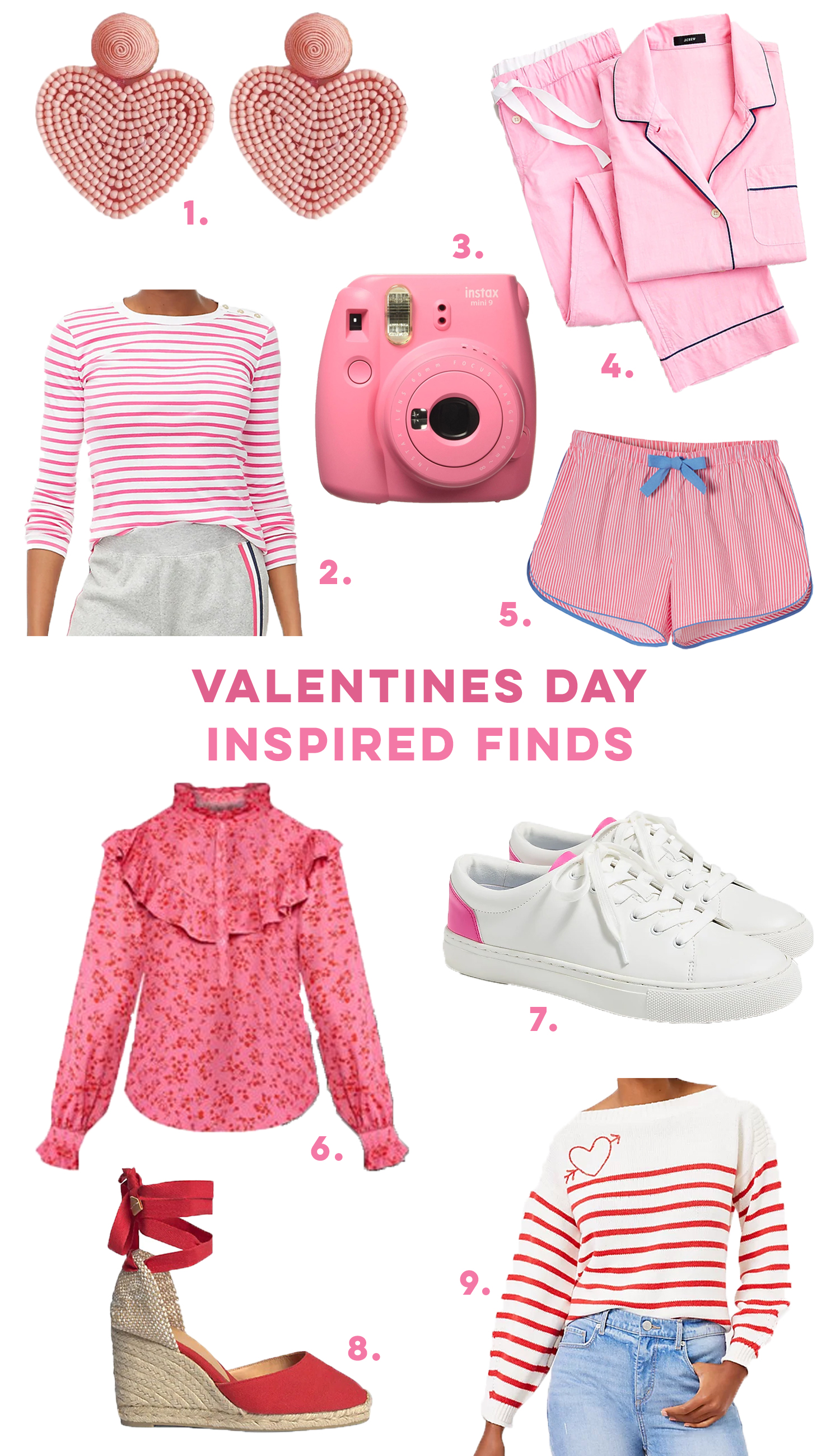 Valentine's Day Inspired Finds