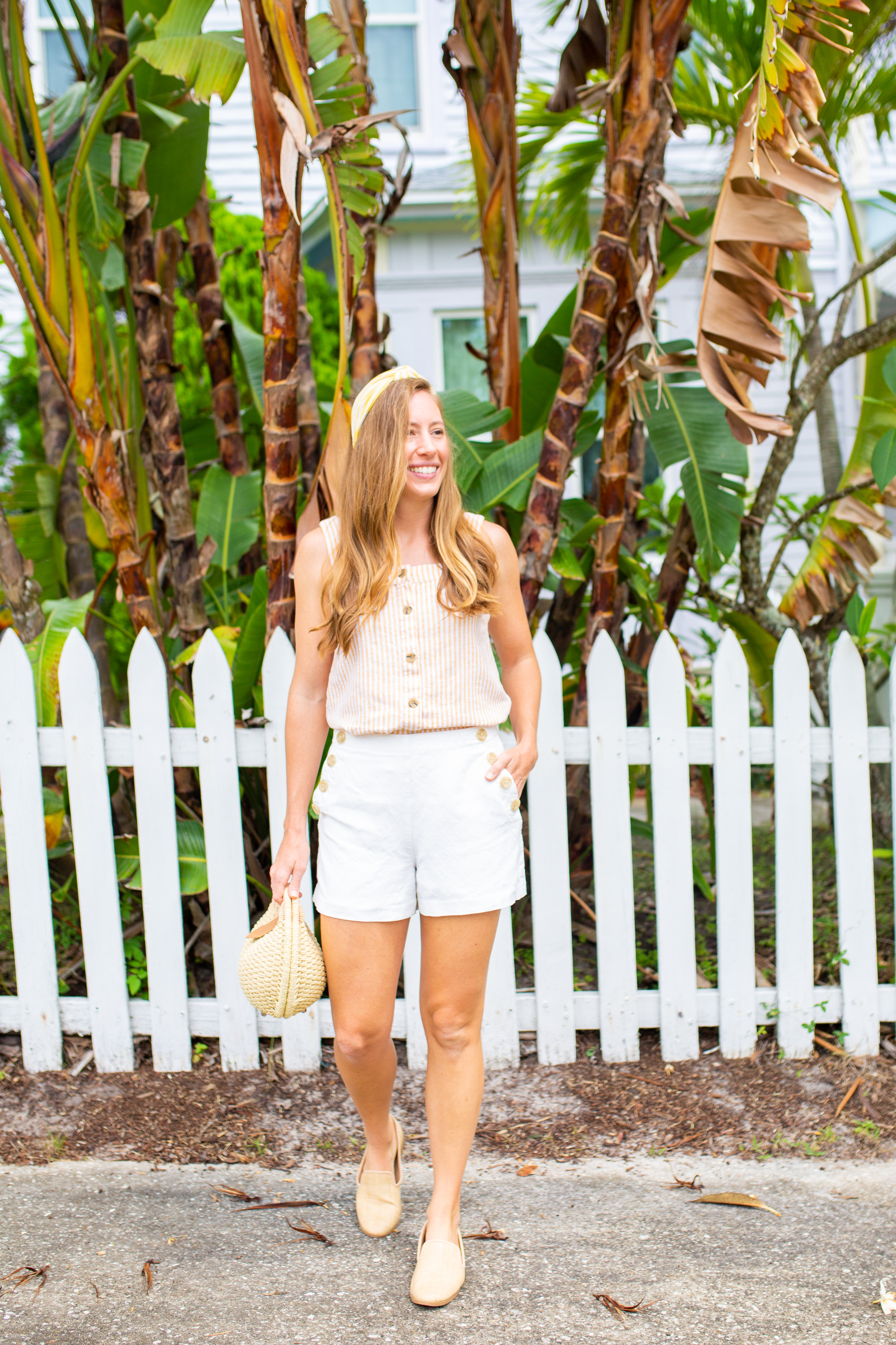 woman wearing Lightweight Tops for Summer