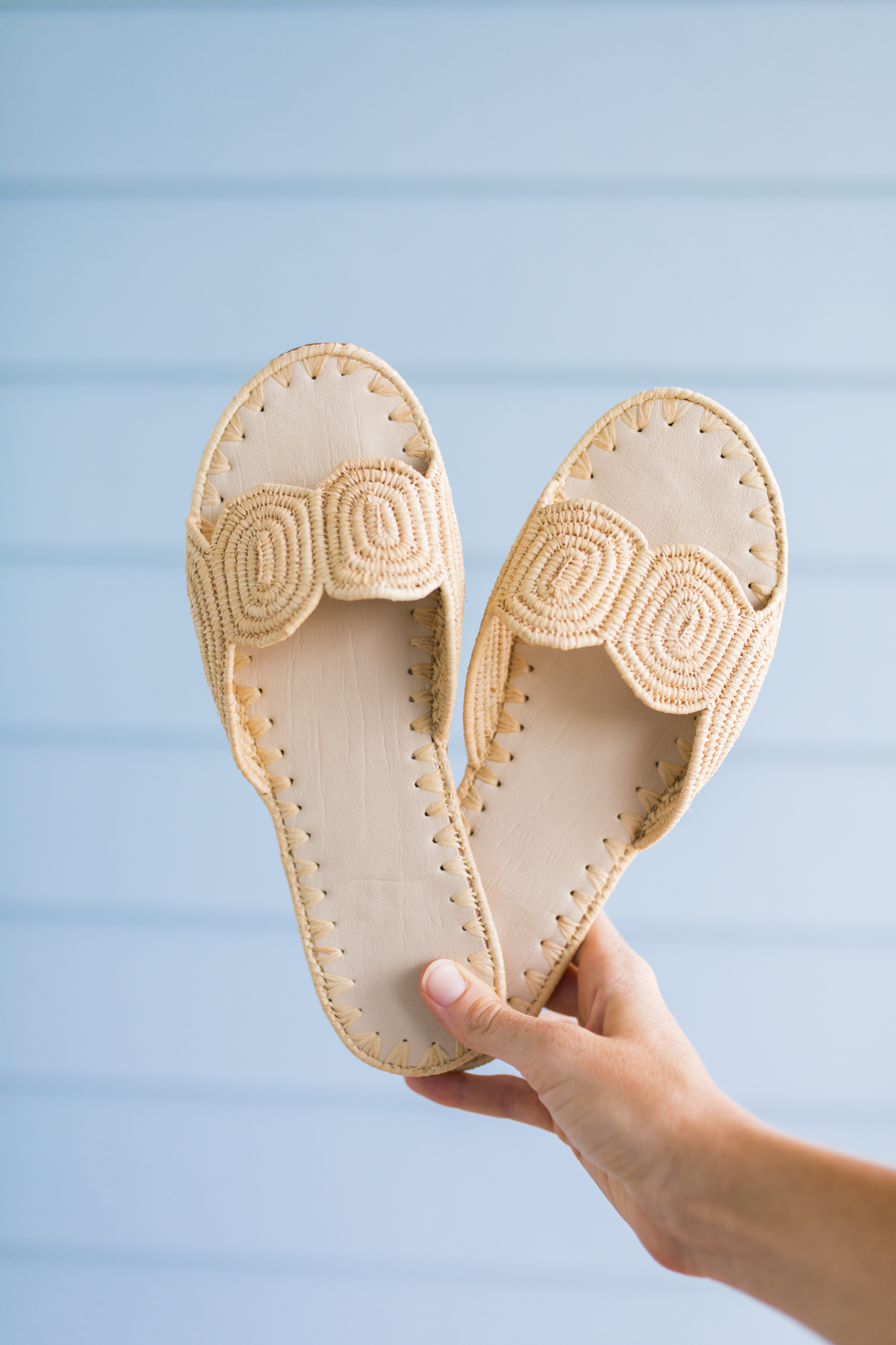 ETSY Raffia Sandals Made in Morocco / Summer Sandals #preppy #casualoutfit #summer #sandals