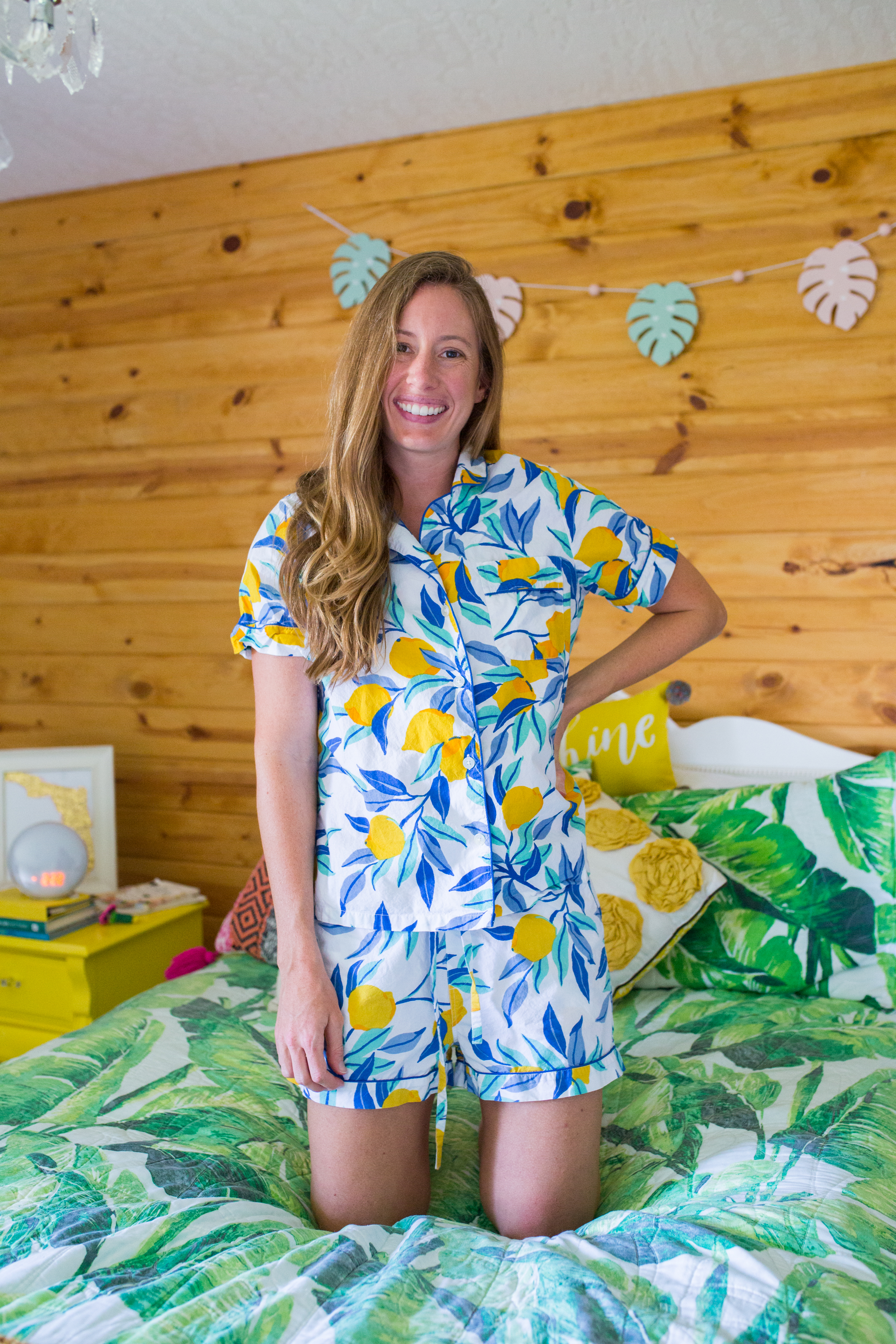 These Printfresh short and long sleep sets are perfect for summer and beyond. These matching pajama sets are made from 100% organic cotton sustainably in India. Click to see my review of the matching Printfresh Pajamas including sizing!